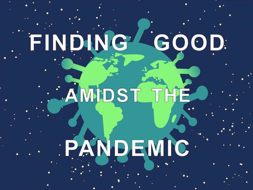 Touch Base February 2021: Finding Good amidst the Pandemic