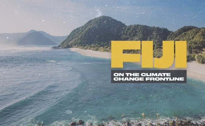 Fiji - on the climate change frontline