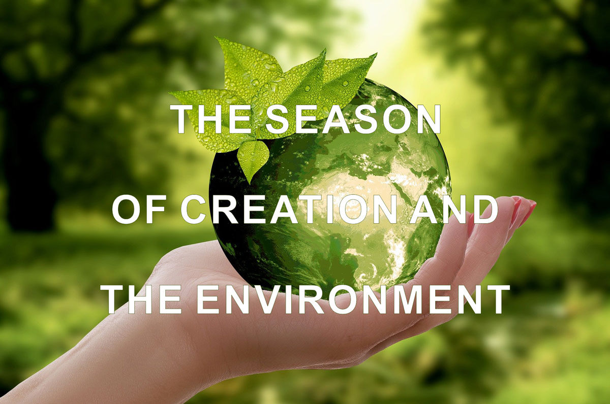 Season of Creation and the Environment