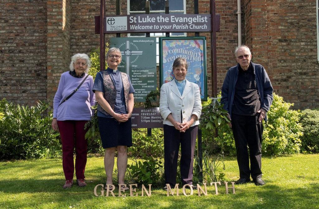 Green Month at St Luke's